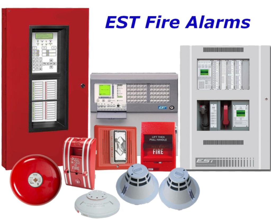 EST Fire Alarm Service Miami