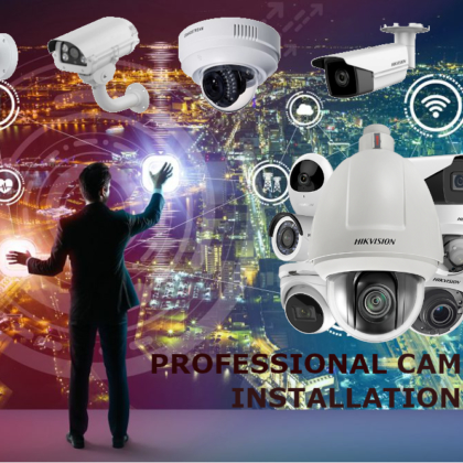 security cameras installation miami