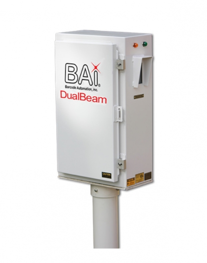 BA-220 DualBeam Barcode Reader