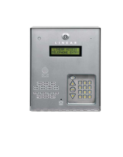 AE-100: Commercial Telephone Entry System Miami