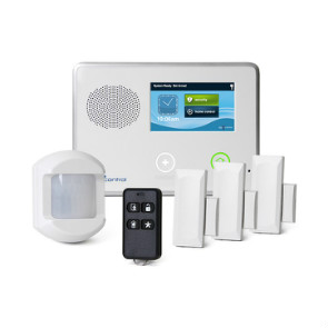 Wireless Burglar Alarm Installation Miami