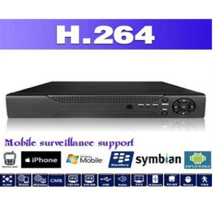 16 channels DVR 1080p AHD 1U