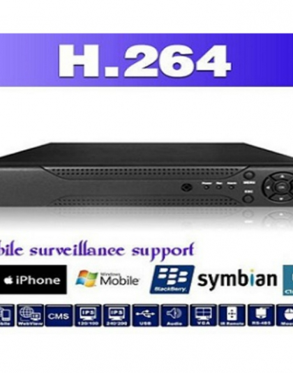16 channels DVR 1080p AHD 1U