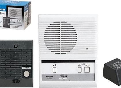 Aiphone LEM-1DLS Audio intercom set