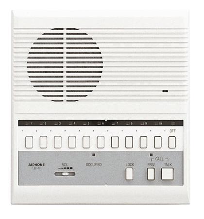 LEF10 Aiphone Master Audio Intercom