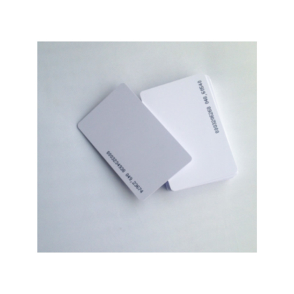 UHF cards long range parking access