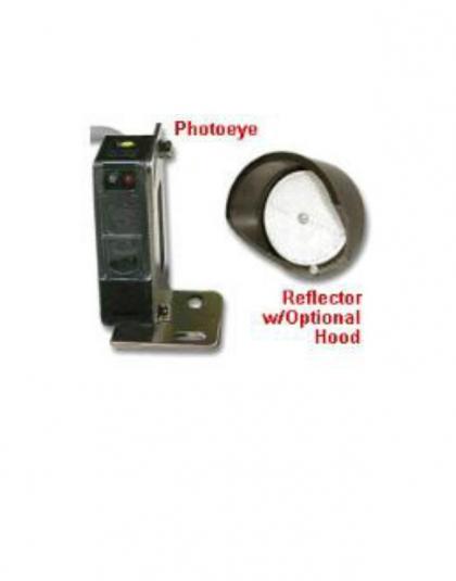 Photo Cell - Safety Photo Reflective Sensor