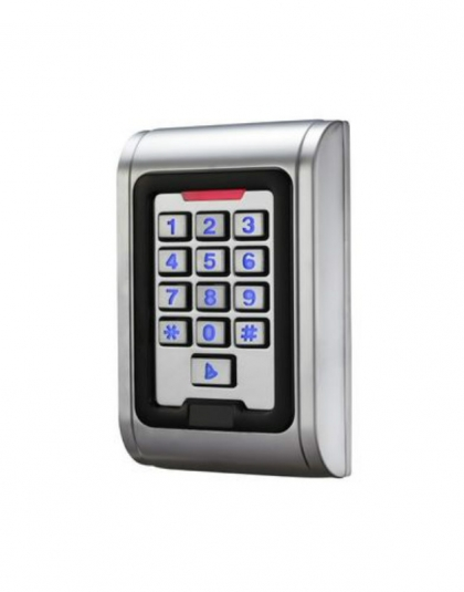 Waterproof Keypad access control and wiegand reader, Full metal