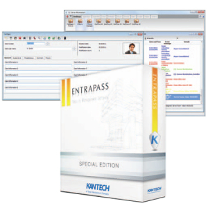 kantech EntraPass Access Control software Miami Broward