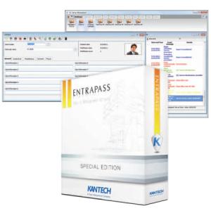 kantech EntraPass Access Control software Miami Broward