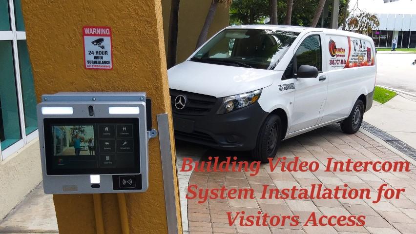 Building-Cellphone-Video-Intercom-System-Miami-Beach-hallandale-brickell-aventura-Hollywood-sunny-isles-Coral-Gables