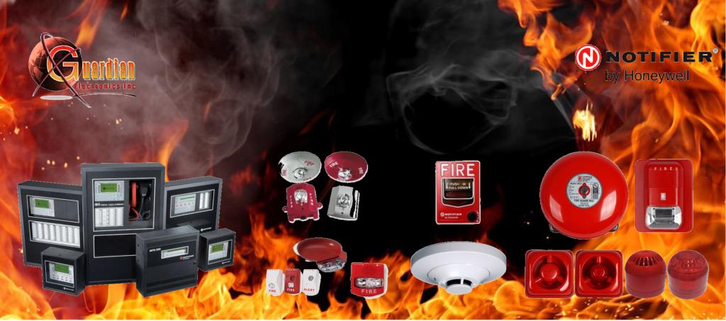 Notifier Fire Alarm Miami