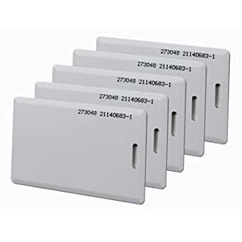 RFID cards 125 khz 26 bits